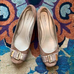 Bandolino Wedge Shoes - Like New